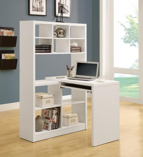 Smart Space Design For Your Home Office Corner Desks Adorable Home
