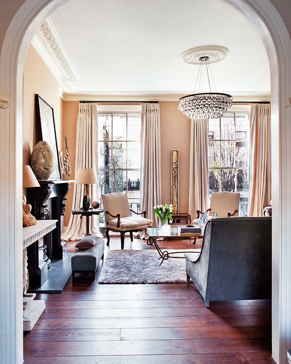 Sophisticated Interior Design: A Study In Notting Hill