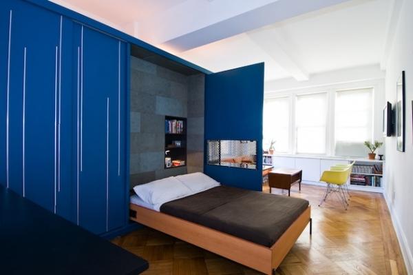 Space Solutions: Hidden Beds