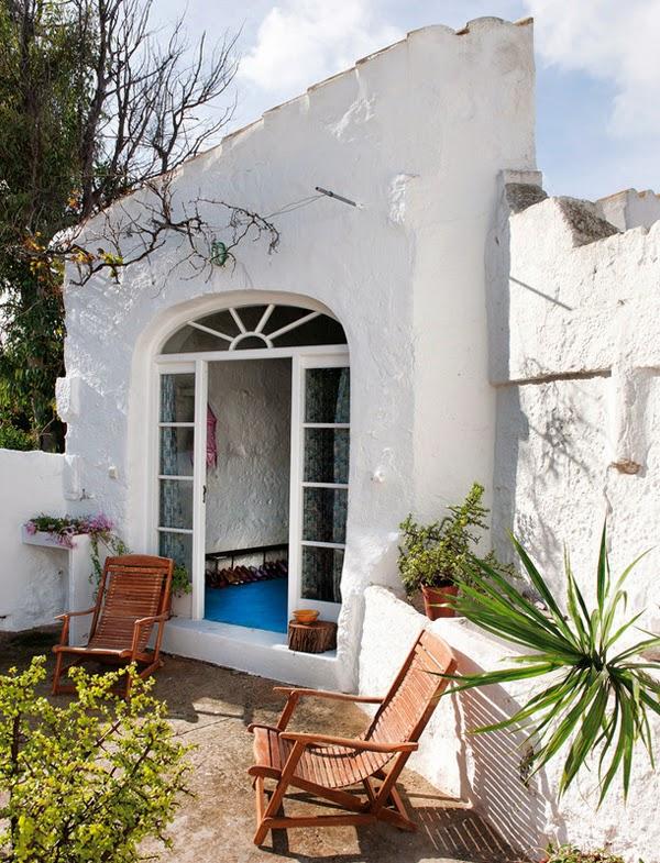 Spanish stone villa adorable home - Amazing spanish villa design for rich and inviting ornaments ...