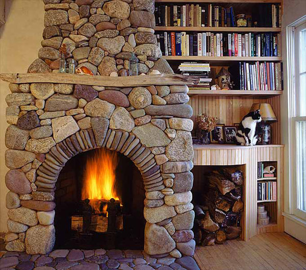 Stone Fireplaces 10 Part 67