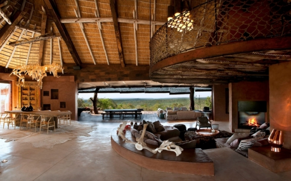 Stunning African Villa Offers Space and Comfort – Adorable Home