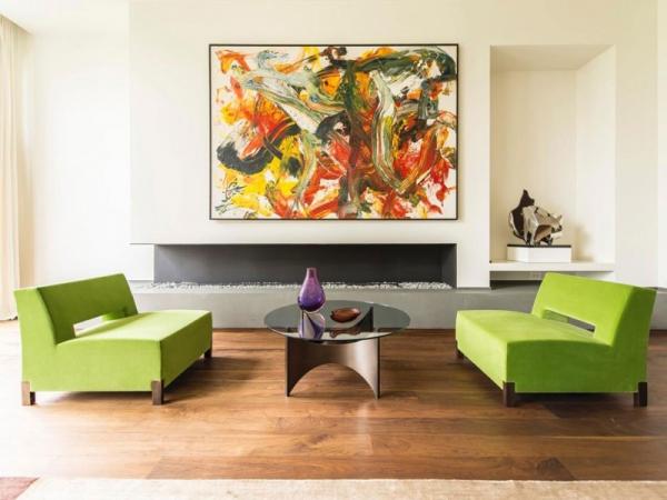 Stunning and modernly elegant apartment interior  (3)
