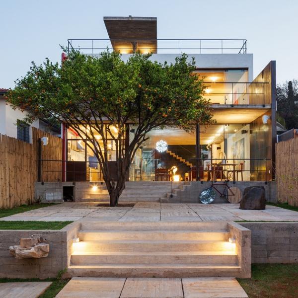intriguing nteriors Pepiquari House (2)