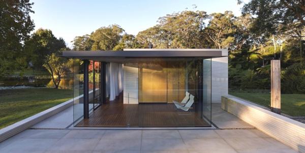 Stunning glass pavilion offers perfect mini spa retreat (5)