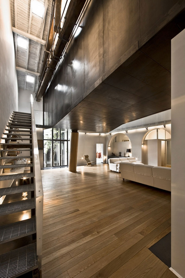 Stunning home transformation in Rome  (4)