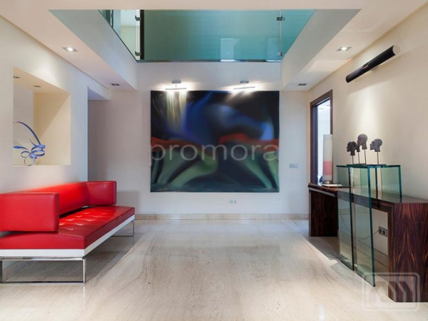 Stunning Madrid villa perfect for the family (3)
