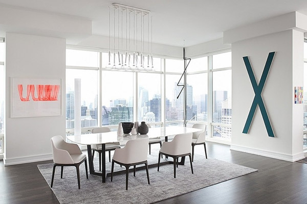 Stunning modern condo rises high above Central park             (5)