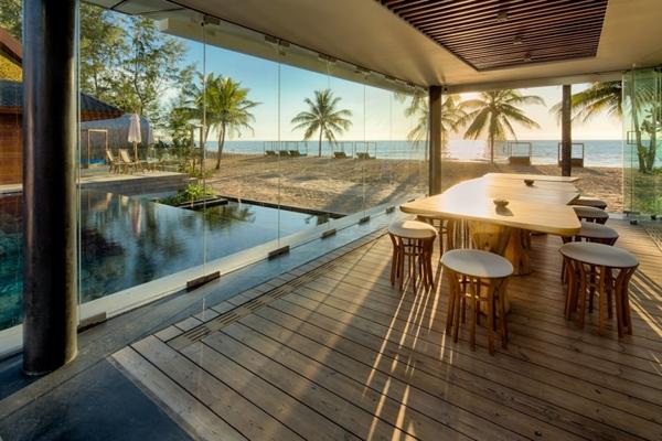 Stunning villas at this luxury beach hotel (10)