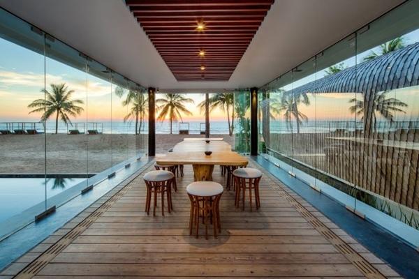Stunning villas at this luxury beach hotel (11)