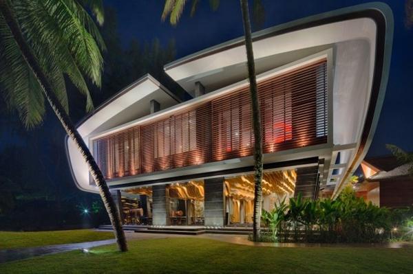 Stunning villas at this luxury beach hotel (12)