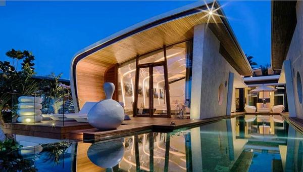 Stunning villas at this luxury beach hotel (2)