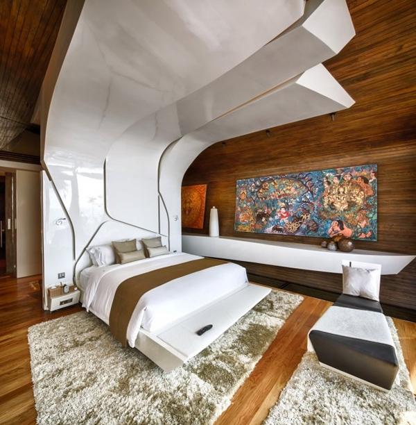 Stunning villas at this luxury beach hotel (4)