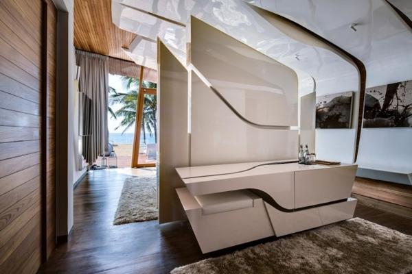 Stunning villas at this luxury beach hotel (7)