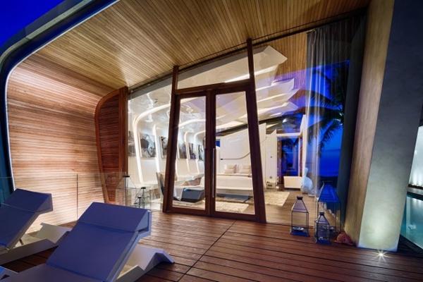 Stunning villas at this luxury beach hotel (8)