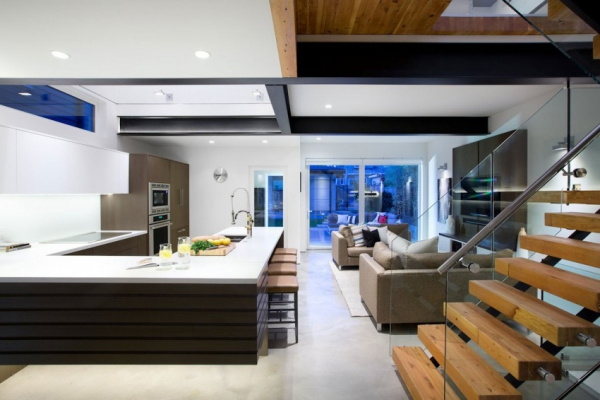Modern stylish home design