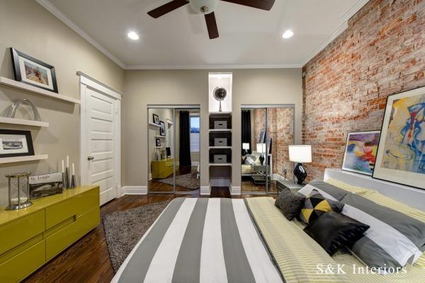Stylish urban interior design (14)