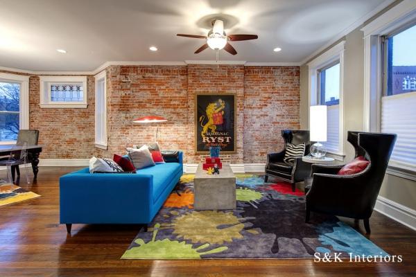 Stylish Urban Interior Design Adorable Home