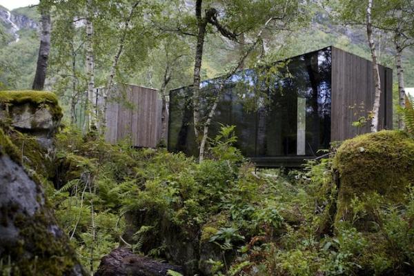 minimalist natural hotel Norway (3)