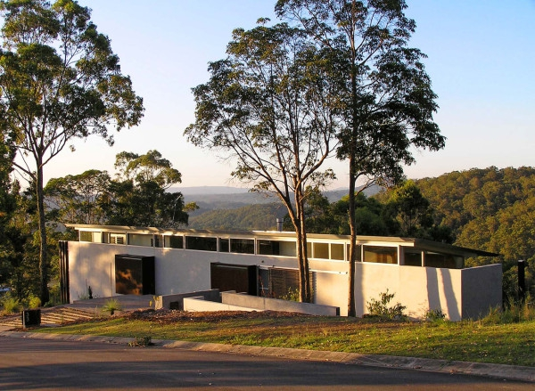 Sustainable residence in Australia  (1)