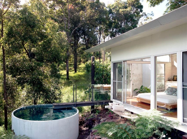 Sustainable residence in Australia  (2)