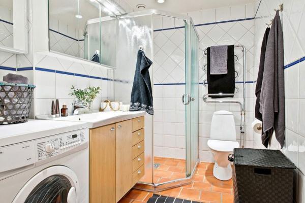 Swedish attic apartment ideas  (17)