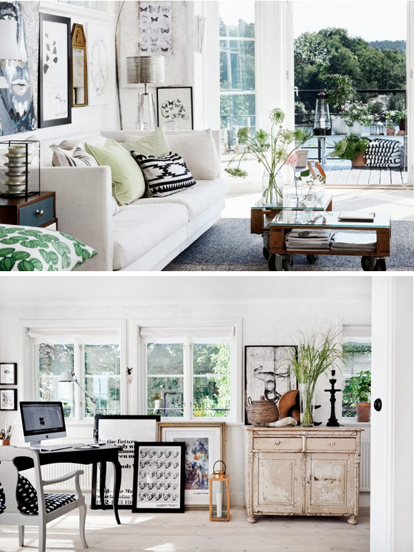 Swedish Style Summer Cottage Adorable Home