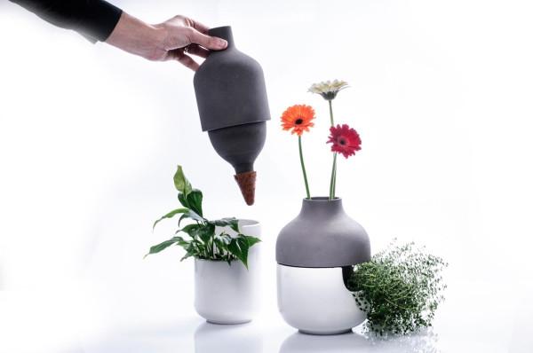 Taken up a level bothles multifunctional vases (4)