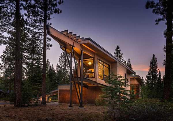 contemporary mountain house (14)