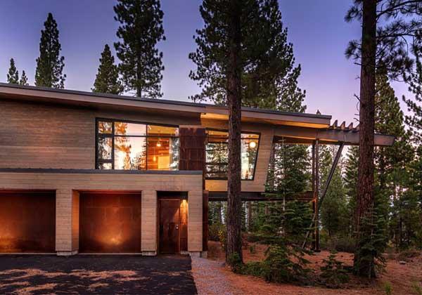 contemporary mountain house (3)