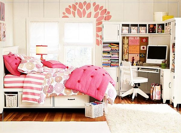 High Quality Teenage Girlu0027s Room Designs Great Pictures