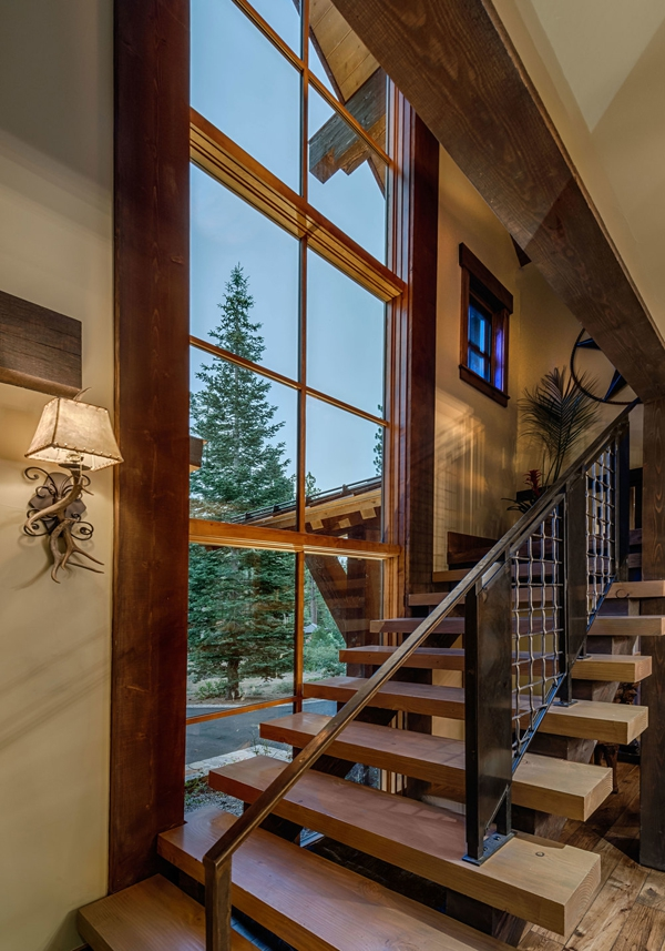 rustic mountain cabin (10)