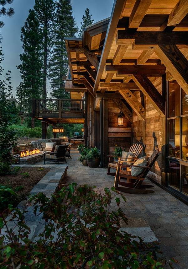 rustic mountain cabin (18)