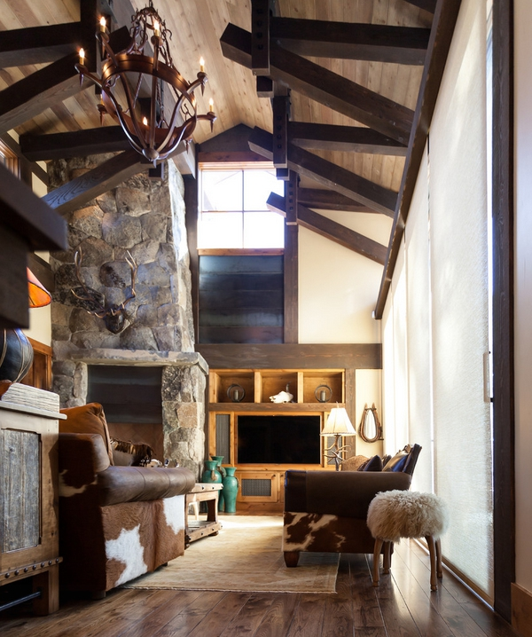 rustic mountain cabin (4)