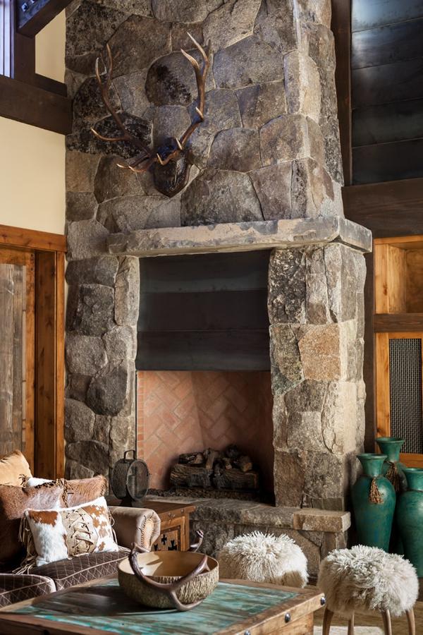 Texan Style Rustic Mountain Cabin – Adorable Home