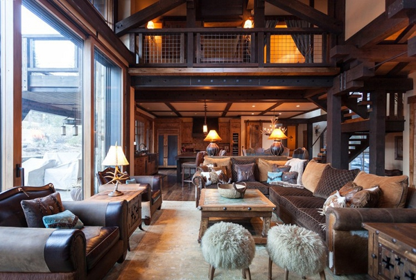 rustic mountain cabin (6)