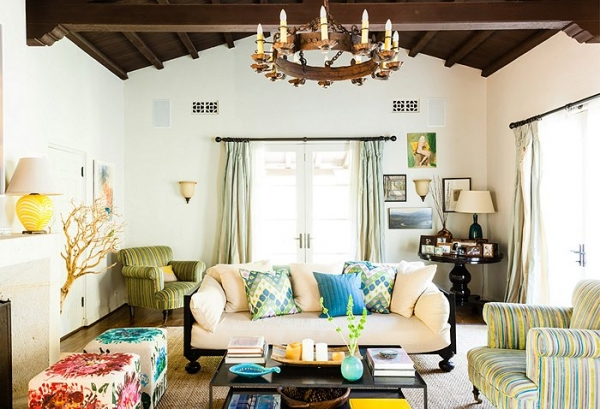 Boho Style In The Interior Luxury The Beautiful Boho Chic Bohemian Chic Interior Design