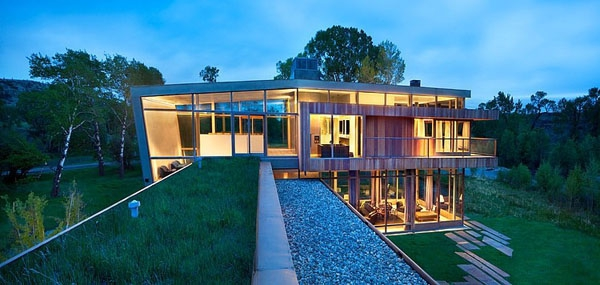 The big timber riverside ranch house  (13)