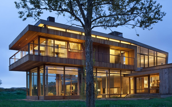 The big timber riverside ranch house  (14)