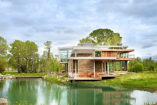 The big timber riverside ranch house  (3)