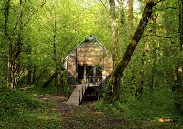 eco cabin Lorraine France (2)