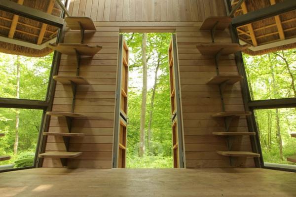 eco cabin Lorraine France (4)