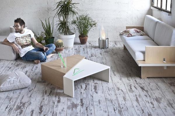 Simple Coffee Table Modern