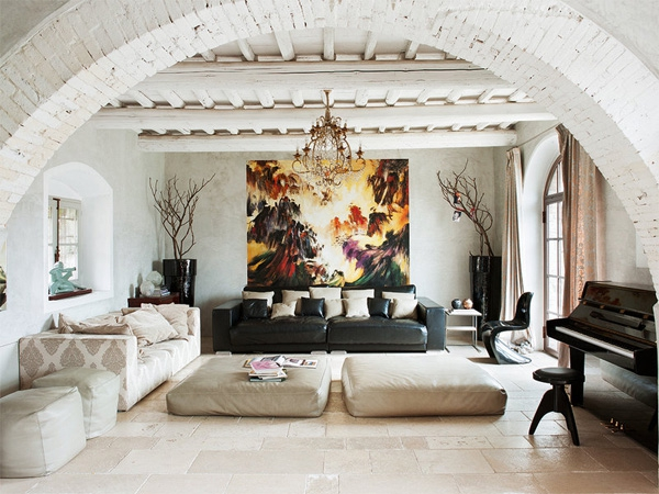 The charming S. Lucia Tuscan country house (1)