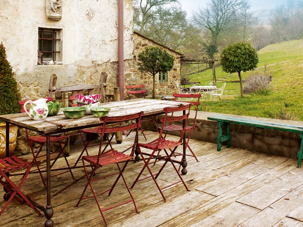 The charming S. Lucia Tuscan country house (12)