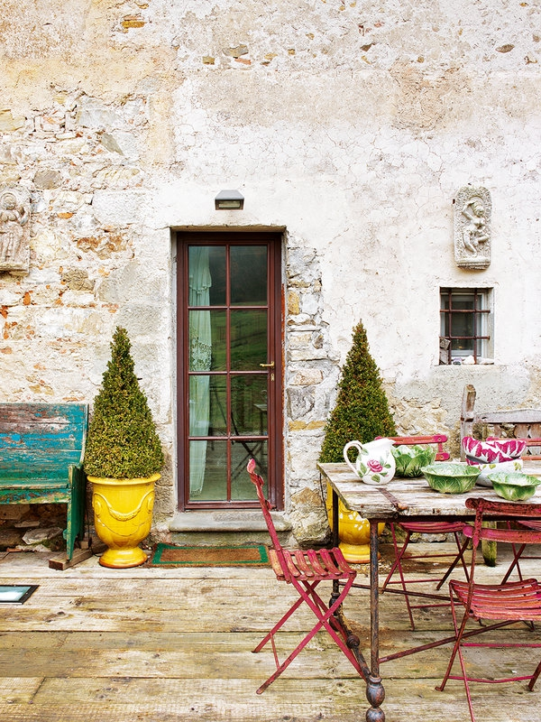 The charming S. Lucia Tuscan country house (13)