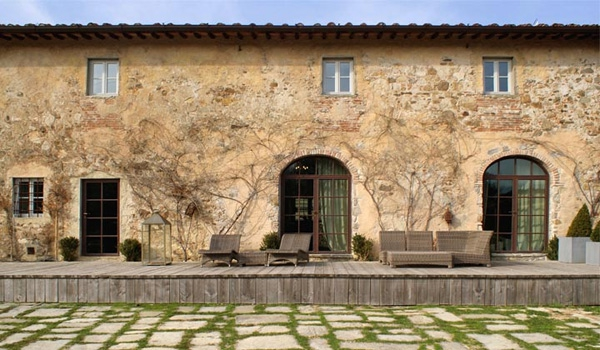 The charming S. Lucia Tuscan country house (14)