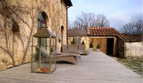 The charming S. Lucia Tuscan country house (15)