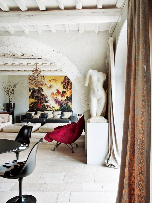 The charming S. Lucia Tuscan country house (2)