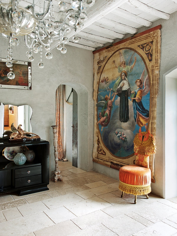 The charming S. Lucia Tuscan country house (4)